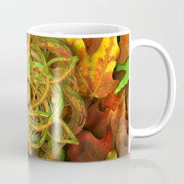 Leaf Knot Coffee Mug