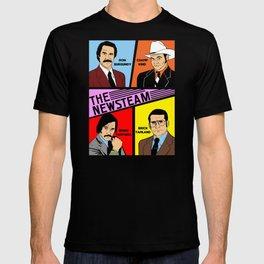 The Newsteam - Anchorman T-shirt