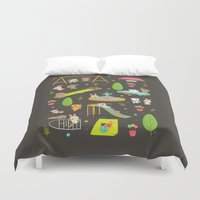 play Duvet Covers featuring Play by Reg Silva / Wedgienet.net