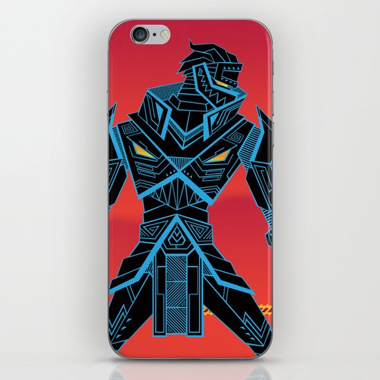 VEKTOR KNIGHT iPhone & iPod Skin