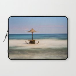 Seaside Bar Laptop Sleeve