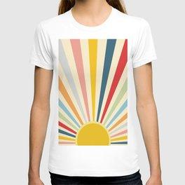 Sun Shines Inside you T-shirt