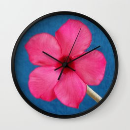 DELIGHTFULLY PINK Wall Clock
