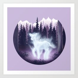 After all this time. Art Print