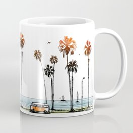LA love  Coffee Mug