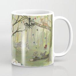 Pieces Coffee Mug