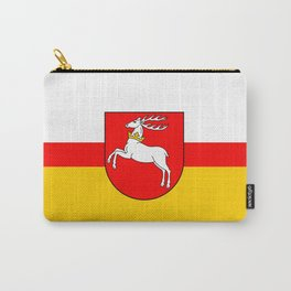 flag of Lublin Carry-All Pouch