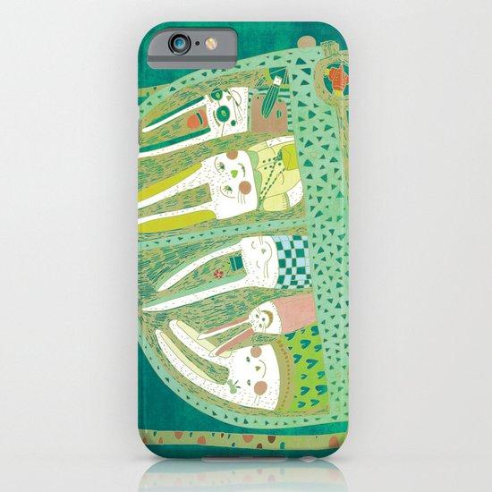 Rabbit journey iPhone & iPod Case