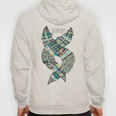 Soulmate Feathers Hoody