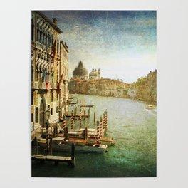 Grand Canal Venezia Poster