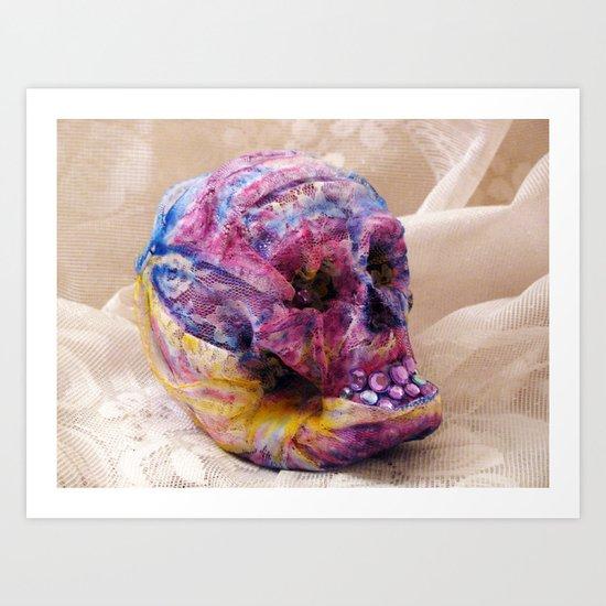 Lacie Art Print