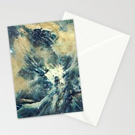 ALTERED Sharpest View of Orion Nebula Stationery Cards
