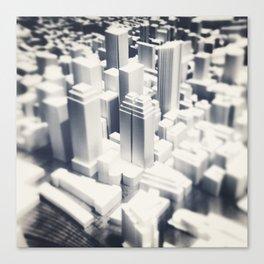 Cityscape Mini Canvas Print