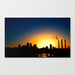 Minneapolis. Canvas Print