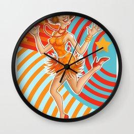 Flapper Wall Clock