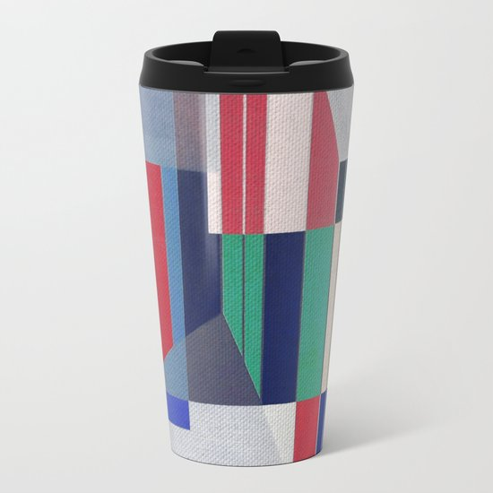 Reapproximation Metal Travel Mug