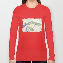 Xena's Dragonfly Long Sleeve T-shirt