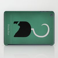peter pan iPad Cases featuring Peter Pan by Abbie Imagine