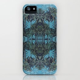 Puzzle Palms  iPhone Case