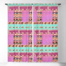 Candy Plaid Blackout Curtain
