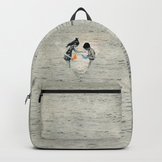 Washed Up Backpack