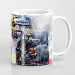 Max Verstappen No.33 Coffee Mug