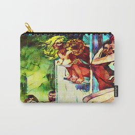 Film Strip Carry-All Pouch