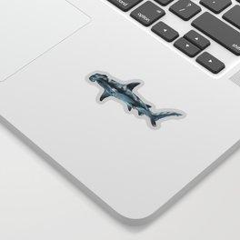 Great Hammerhead Shark Sticker