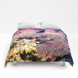 Desert view at Grand Canyon national park, USA Comforters