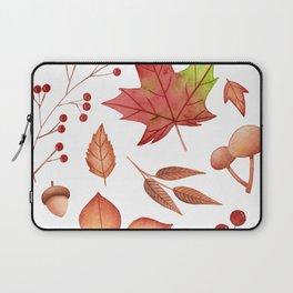 Hello Autumn Laptop Sleeve