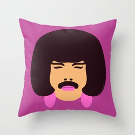 Freddie Throw Pillow