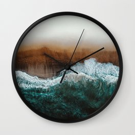 Sea 16 Wall Clock