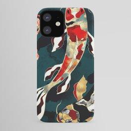 Metallic Koi iPhone Case