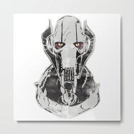 General Grievous Metal Print