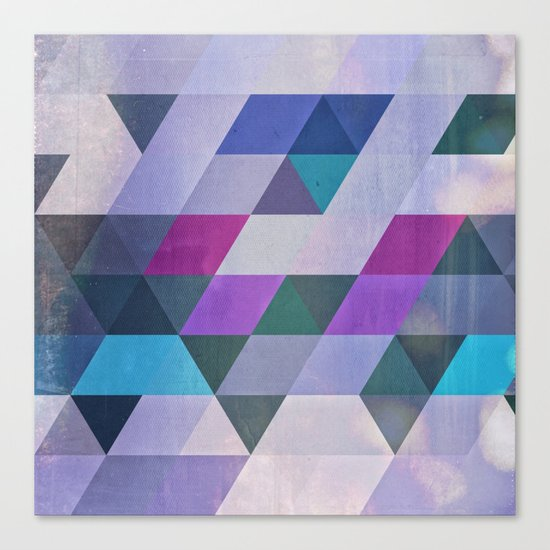 flyty Canvas Print
