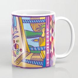 Le Bateleur (The Magician) Coffee Mug