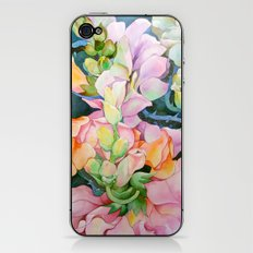Colorful in the dark iPhone & iPod Skin