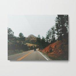 Take Me Home , Country Roads Metal Print