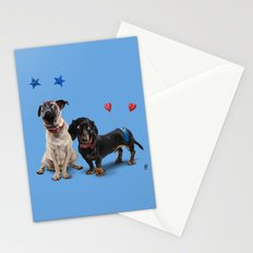 What's the Deely? (Colour) Stationery Cards