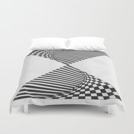 Time Duvet Cover