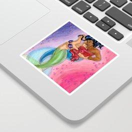 Mergirlfriends Sticker