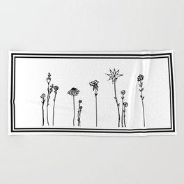 Meadow Beach Towel