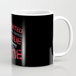 Introverted True Crime Murder Serial Killer Gift Coffee Mug