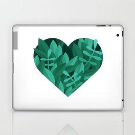 Plant Leave Love Laptop & iPad Skin