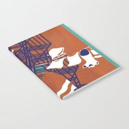 NYC Fire Escape PSA Notebook