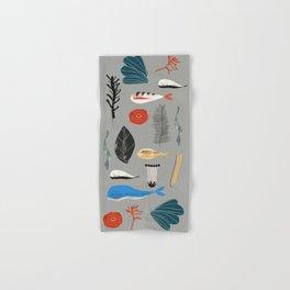 Maritime Hand & Bath Towel