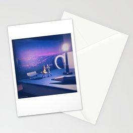 A Lovely Night Stationery Cards