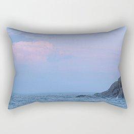 Superior Solitude Rectangular Pillow