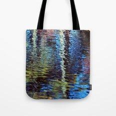 Autumn's Mirror Tote Bag