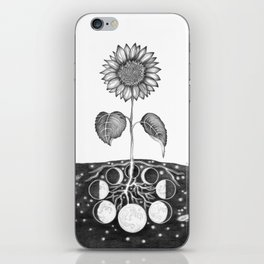 Prāṇa (Life Force) iPhone Skin